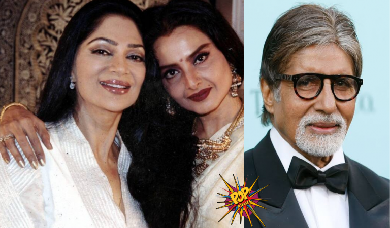 Simi Garewal shares how she got Rekha to open up about Amitabh Bachchan