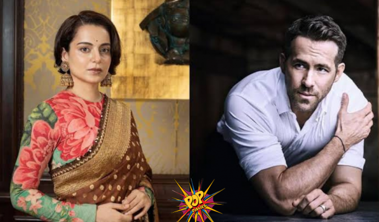 Kangana Ranaut Responds to Ryan Reynolds 'Hollywood is Mimicking Bollywood' comment: 'Trying to steal our screens'