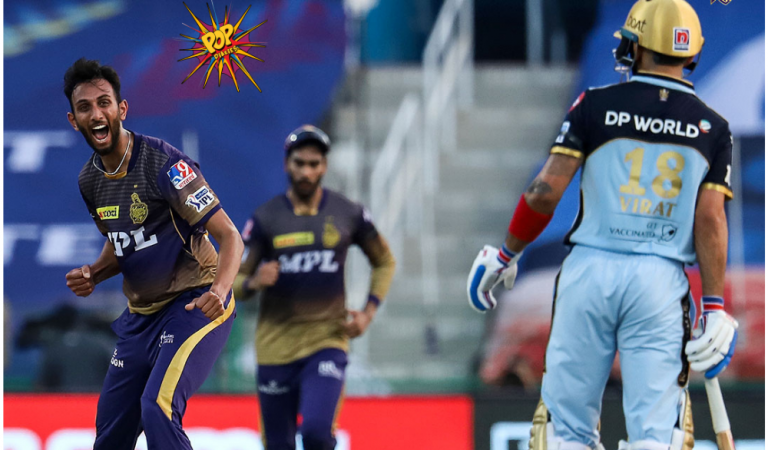 Kolkata Puts Powerpacked Performance; Restricts RCB on 92 & Surged Up Quickly