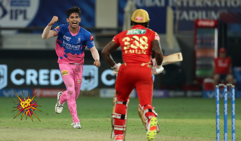 Royals Put Punjab on Backfoot in Last Bowl Thriller; Agrawal's Inning Goes in Vein