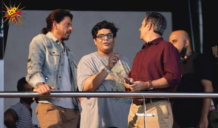 Shah Rukh Khan and Tanmay Bhat are making 'FIFA Plans' as they shoot a promo for Disney+ Hotstar, See photos