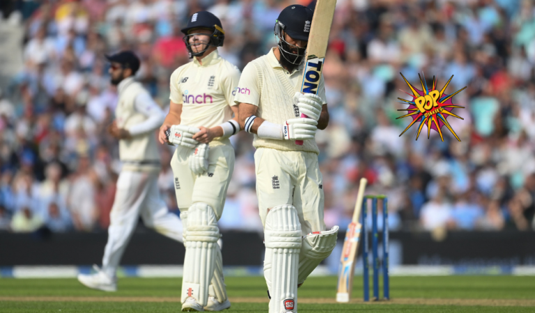 India Strikes on Day 2, England All out on 290, Check Out Here: