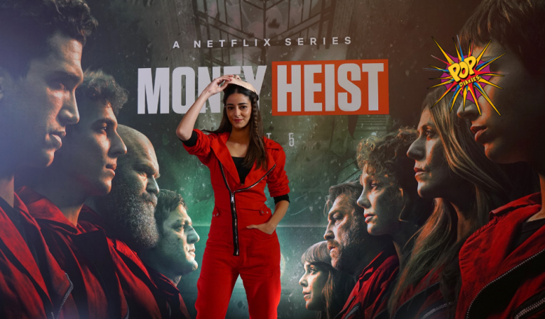 Along With Superfan Ananya Pandey Netflix India Welcomes Money Heist Part 5: Volume 1 In A Unique Way At Bombay Stock Exchange!