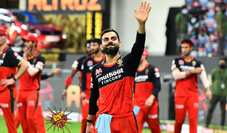 Kohli Gives Another Shock; To Step Down RCB Captaincy, Announces Ahead of RCB's match Today