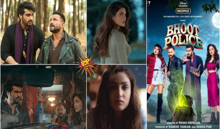 Bhoot Police Review – Fun-Filling Ride That Guarantees Solid Entertainment
