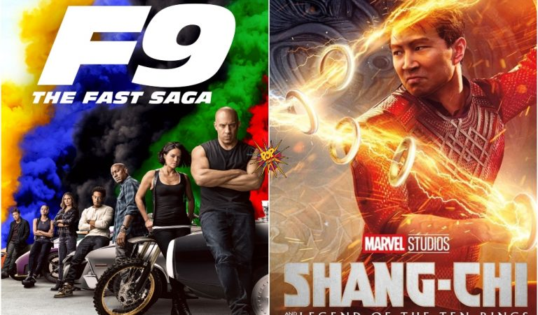 1st Day Box Office Report – F9 Is Decent, Shang Chi Is Superb