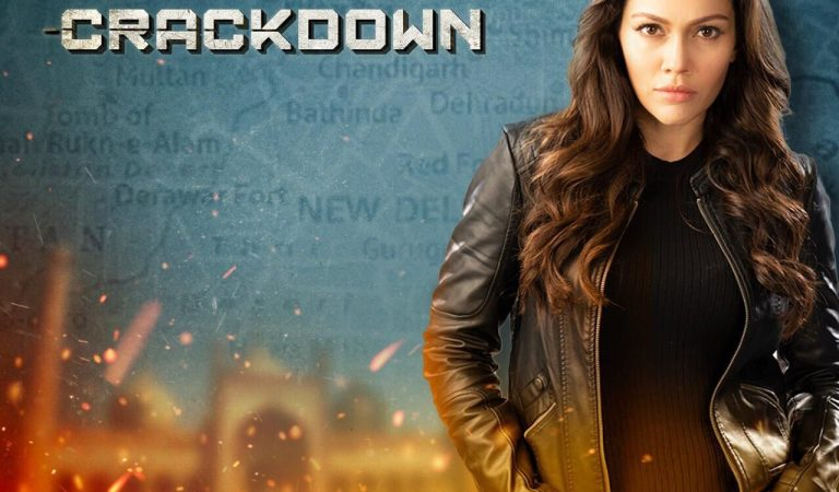 Waluscha De Sousa shares the news that we all have been waiting for ! Season 2 of the much awaited CRACKDOWN is confirmed and will premier in 2022!