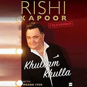 Remembering the iconic Rishi Kapoor on his birthday with some of his most khullam khulla statements from his audiobook 'Khullam Khulla: Rishi Kapoor Uncensored', available on Audible