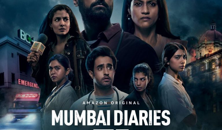 """""""The intent of this story was very pure,"""" shares Mohit Raina as his takeaway from Amazon Prime Video's Mumbai Diaries 26/11"""