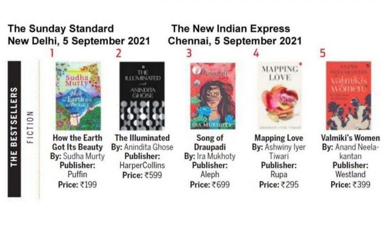 Ashwiny Iyer Tiwari's book, Mapping Love, features in 'bestselling book' list alongside Mrs. Sudha Murthy's, Here's what she has to say