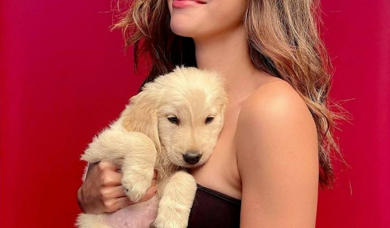 Ananya Panday Had Mixed Emotions On Seeing This Puppy !