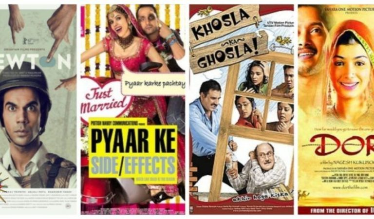 This Day That Year Box Office : When Newton, Pyaar Ke Side Effects, Khosla Ka Ghosla And Dor Were Released On 22nd September