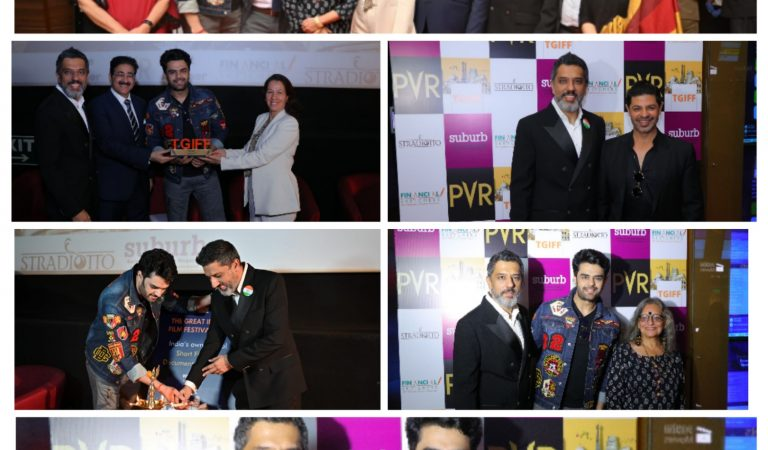 Several dignitaries attended the opening ceremony of TGIFF