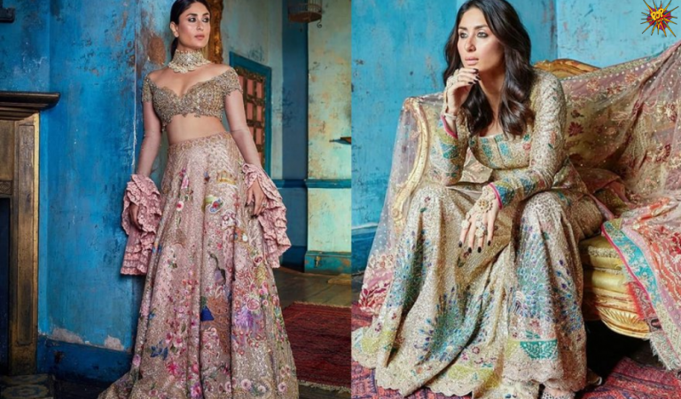 Top Five Looks of Kareena Kapoor Khan which Shows She is the Timeless Fashion Icon of Bollywood