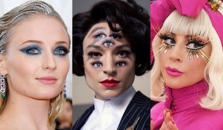 The Best Campy Hair & Makeup Looks From the 2019 MET Gala