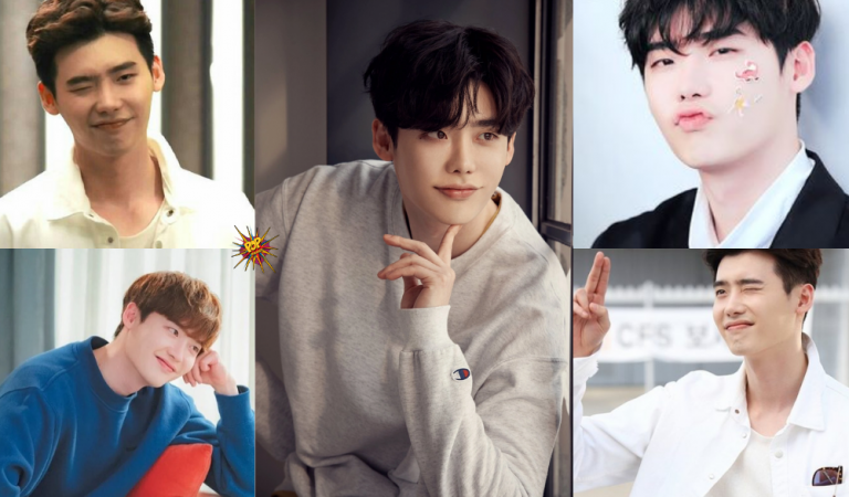 Birthday Special:  Here Are Lee Jong-suk's Adorable Charms And Charisma That Melted Our Heart