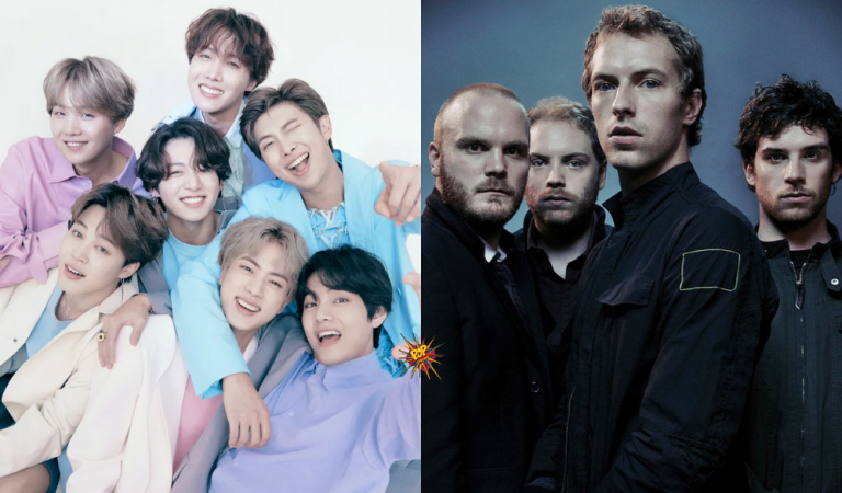 BTS And Cold PlayAnnounces The Epic Collaboration