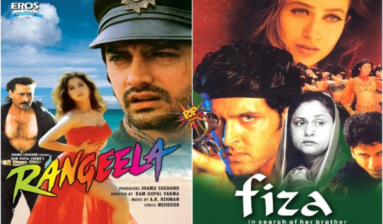 This Day That Year Box Office Trivia : When Rangeela And Fiza Were Released On 8th September