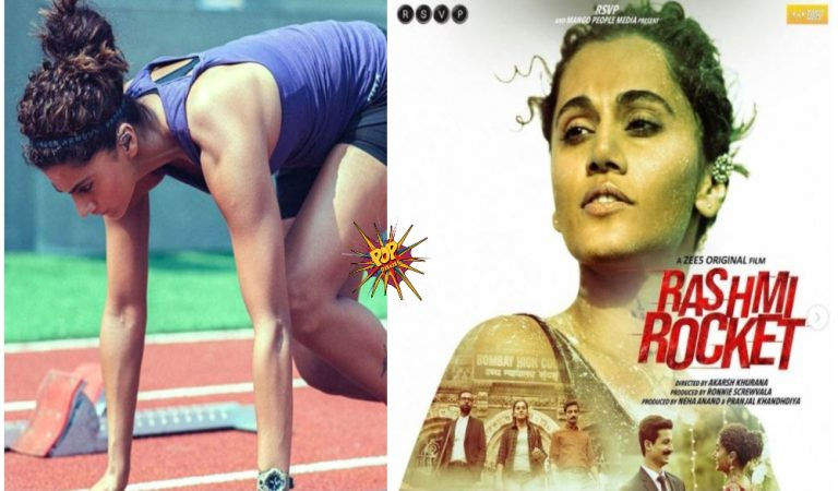 Zee5 Announces Taapsee Pannu Starrer Rashmi Rocket Which Will Premier On This Date