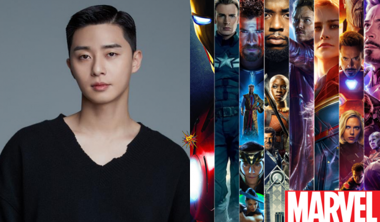 Park Seo Joon Officially Confirmed To Star In New Marvel Movie