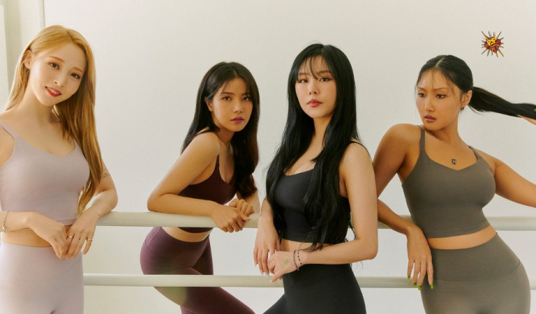 MAMAMOO Drops Teaser For Their Upcoming Comeback  Album
