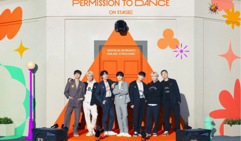 BTS To Return With A Concert 'BTS PERMISSION TO DANCE ON STAGE'