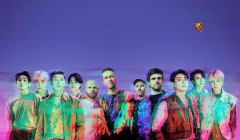 Coldplay Reveals An Epic Lyrical Teaser For 'My Universe' Featuring BTS