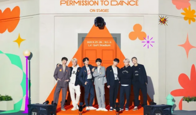 """BTS To Hold Offline Concert """"BTS PERMISSION TO DANCE ON STAGE"""" In LA"""