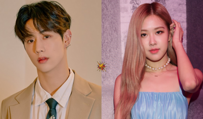 GOT7's Mark Tuan Shuts Down The Dating Rumors With BLACKPINK's Rosé