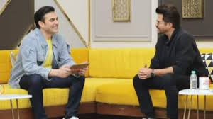 """""""You don't need to be trigger happy and avoid commenting:"""" Anil Kapoor's advice to trollers on Arbaaz Khan's Pinch promo"""