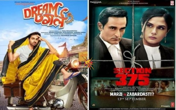 This Day That Year Box Office Trivia : When Dream Girl And Section 375 Clashed On 13th September