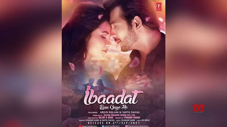 """Singer Smita Dahal and Arjun Bijalani are all set to amaze the audience with their new song """"Ibaadat Ban Gaye Ho"""" by T-series."""
