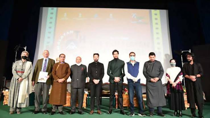 Ladakh Hosts first Himalayan Film Festival , Shershaah screened on opening ceremony !