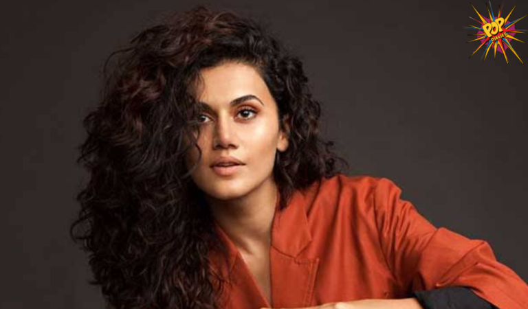 Taapsee Pannu opens up about the unequal pay prevailing in the bollywood Industry,says male actors can dedicate a year to a particular film but not us
