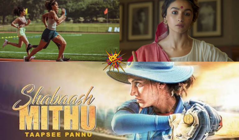 Let's have a look at the aspiring Journey from Rashmi Rocket to Alia's Gangubai Kathiawadi in which women portrayed the pivotal role