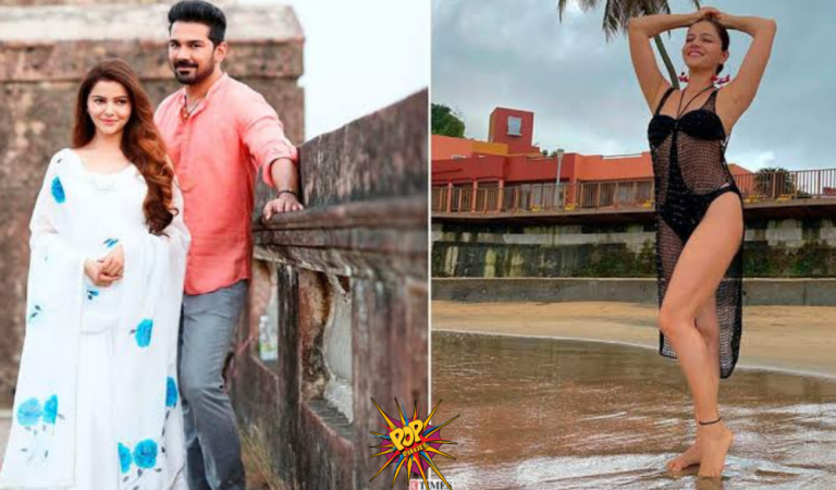 What ?? How can Rubina Dilaik and Abhinav Shukla do this ? and that too on their Himalaya vacation, know what happened: