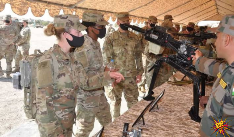 What made India and US army to do joint training during Yudh abhyas 2??? Is there any threat of war, know the Shocking truth:
