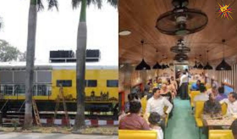 """After Mumbai's CSMT, """"This Railway Station is all set to set up Restaurant On Wheels"""" Tap to Read more!"""