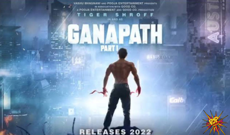 While the Shootings of Ganapath Tiger Shroff Exhibits his Dance Moves,Stunt Member Imitates it