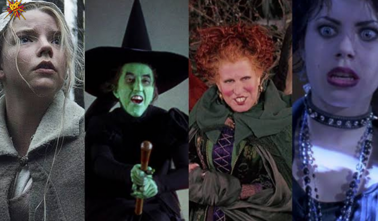 HALLOWEEN EDITION: Top Spooky Witchy Movies to Watch This Halloween That Will Put a Spell on you! :