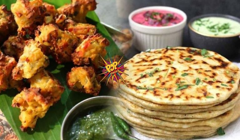 Healthy life is starts with healthy food: Try These Oil Free Pakoda and Paratha Recipe,Take this oil free recipe!