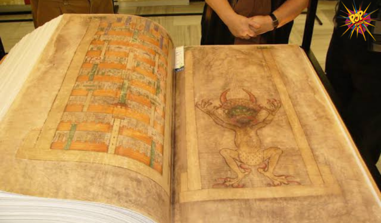HALLOWEEN EDITION: Step on your besom & get ready for the ride to hell! Top 10 Things you should know about the Devil's Bible (Codex Gigas)!