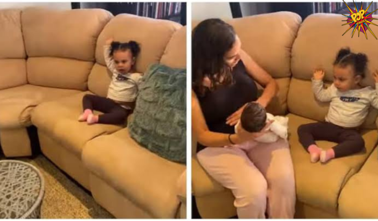 Sister's reaction to new born brother is unexpected and hilarious, the internet goes crazy, know more: