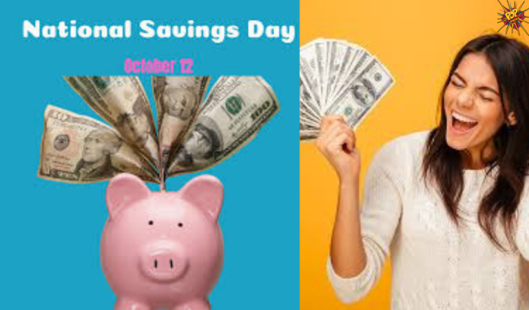 """""""The way to build your savings is by spending less each month."""" Happy National Savings Day!"""
