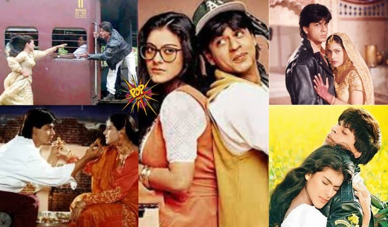 26 Years of DDLJ : When Shah Rukh Khan And Kajol Gave Us A Gem Called Dilwale Dulhania Le Jayenge