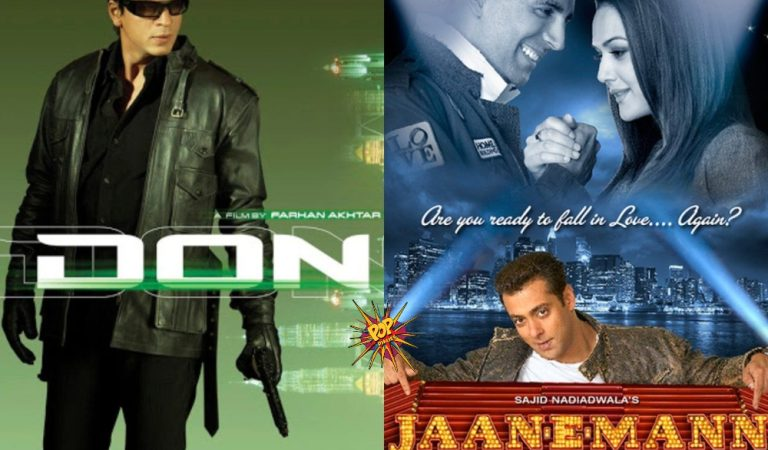This Day That Year Box Office : When Don Clashed With Jaanemann On 20th October