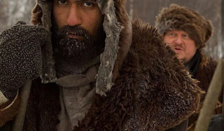 Vicky Kaushal braves cold weather in this new look, from his upcoming film Sardar Udham