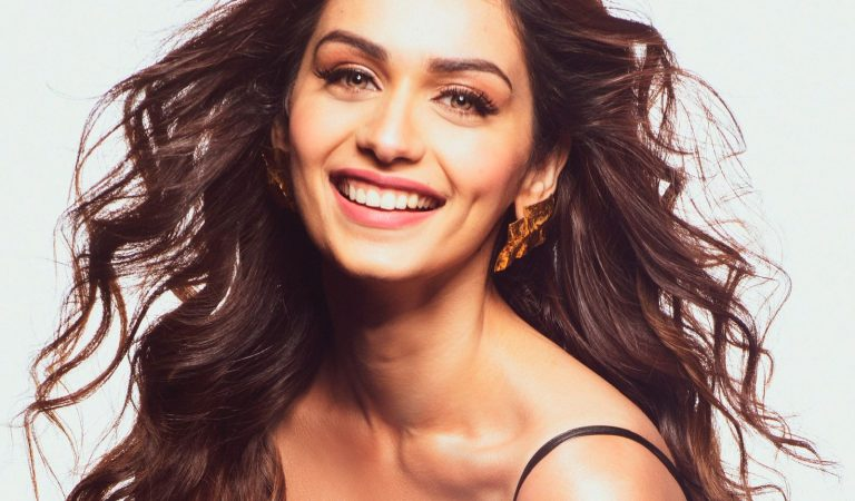 Manushi Chhillar – Important for man and woman to be vocal about rights of girls !