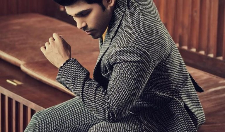Allu Sirish Knows Exactly How To Make A Statement For Your Busy Week Ahead!