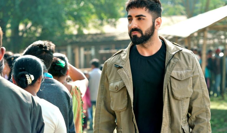 Anubhav Sinha's most ambitious and large scale socia – political thriller Anek jointly produced by Bhushan Kumar !